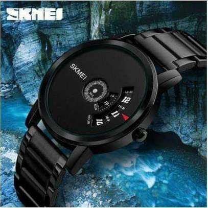 Black SKMEI Watch
