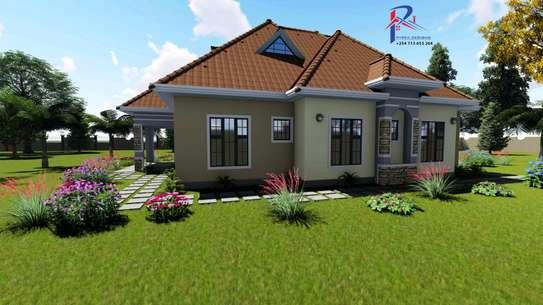 4 Bedroom house design image 3