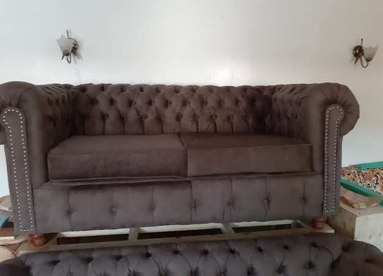Chesterfield sofa 6seater brand new