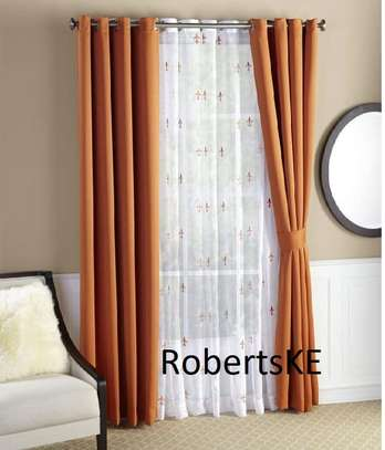 linen curtain image 1