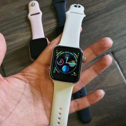 X6 Smart Watch Bracelet Heart Rate Blood Pressure Fitness Waterproof Bracelet image 1