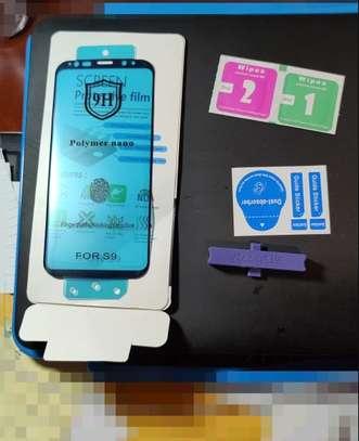 Ceramic Full 5D Glass Protector Flexible Anti-Break,Anti-Fingerprint for Samsung S9 S9 Plus image 5
