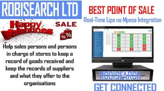 ERP/ Point Of Sale Software For Retailers Kenya