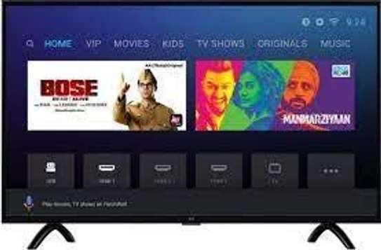 EEFA 50 inch Smart 4k Frameless Android TV image 1