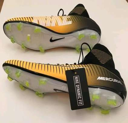 All Generations of NIKE Mercurial Superfly 4,5,6,and 7 Football Boot image 3