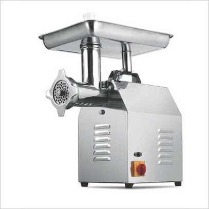 Meat Mincer Mincer Set Meat Mincing Machine 150kg/hour image 1