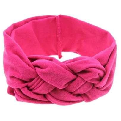 Baby Girl Stretchy Infinity Headwear Hat Headband image 3