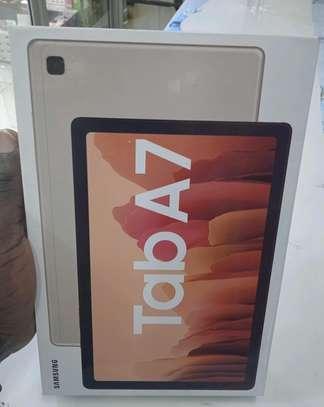 Samsung Tab A7 10.4 inch 32gb 3gb ram, 7040mAh Battery+2 Years Warranty image 1