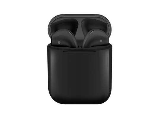 Generic TWs i12  Mini Wireless Bluetooth 5.0 Headsets Stereo image 4