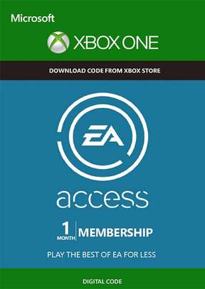 EA Access 1 month subscription Xbox One trial image 1