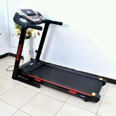 Fitness treadmill image 1