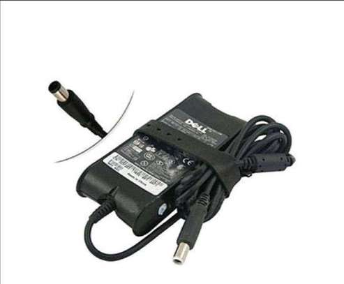 Dell 90w 19.5V adapter charger for Dell laptops image 1