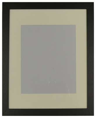 A4 Certificate Photo/Picture Frame, Classic Black