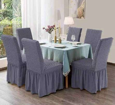 dining elastic loose covers image 3
