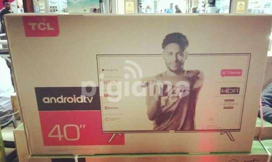TCL 40INCH SMART ANDROID TV  FULL HD