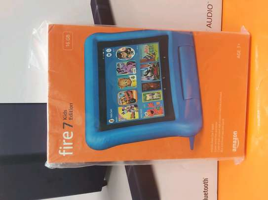 Fire 7 Kids Edition  Tablet image 1