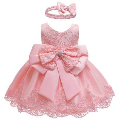 Multi-layer Girl's Dress  (3months-2yrs) image 7