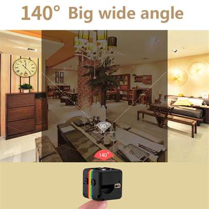 SQ11 Mini Camera 1080P Full HD Car DVR Camcorder image 1