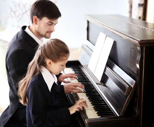 Piano Lessons image 1
