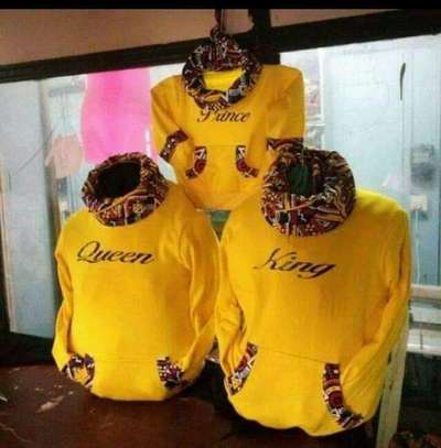 Africa designed hoods and T-shirts. image 9