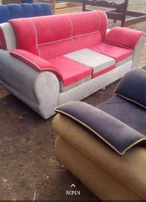 5seater diamond sofa set image 2