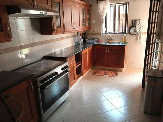 Furnished 4 bedroom townhouse for rent in Runda image 10