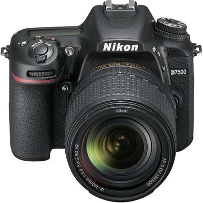 Nikon D7500 DSLR Camera With 18-140mm Lens image 1