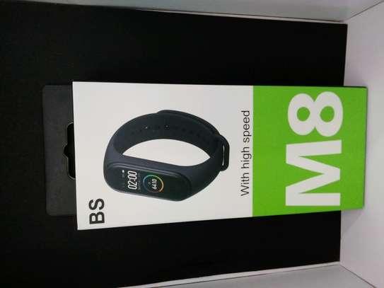 M8 smart bracelet image 1