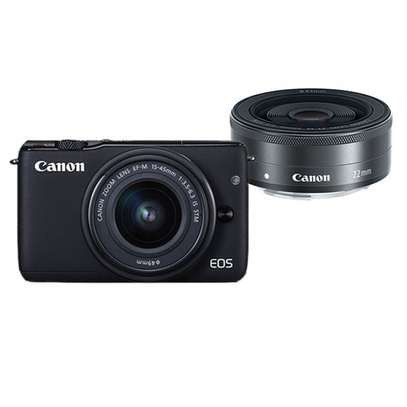 CANON EOS M10 selfie camera (ideal for VLOGGING) image 1