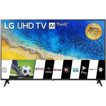 "LG 43"" 4K ULTRA HD SMART TV, MAGIC REMOTE, NETFLIX 43UN73-offer image 1"