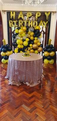 Balloon's decoration image 5