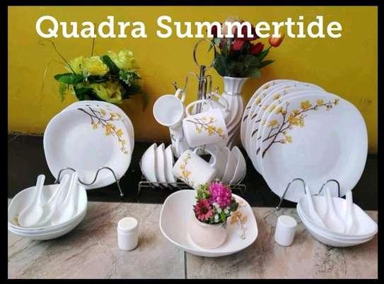 39pcs Quadra Dinner sets image 3