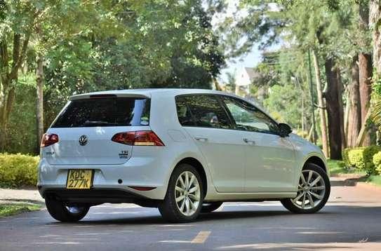 Volkswagen golf tsi MK7 2014 image 12