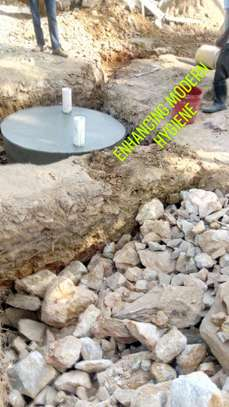 BIODIGESTER SEPTIC TANK Installation and sale