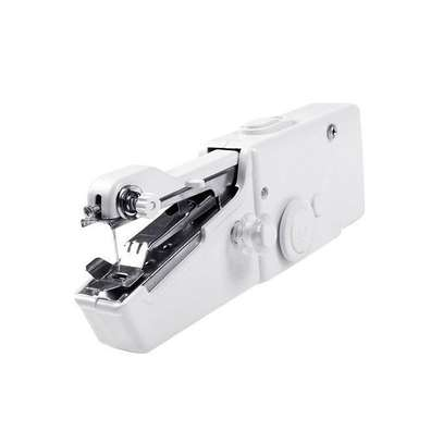 Handy Stitch Multi-Functional Hand-held electric Mini Sewing Machine - DIY Tools image 7