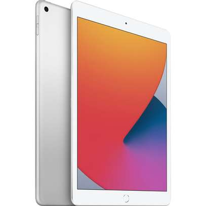 "Apple 10.2"" iPad (8th Gen, 128GB, Wi-Fi Only, Silver) image 2"