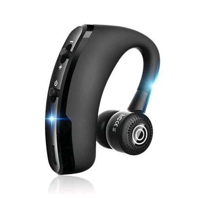 V9 Ear Wireless CSR Bluetooth Headset, Hands Free With Mic For And Android WWD image 1