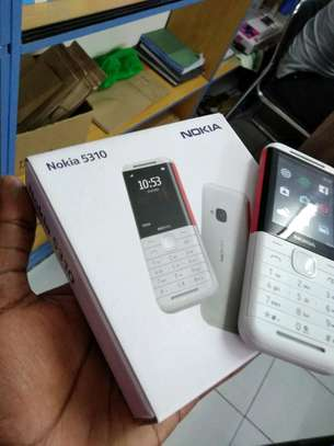 Nokia 5310 brand new and sealed in a shop image 1