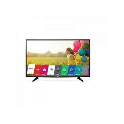 LG LG 49LK6100 - 49 - Smart Digital Full HD LED Digital TV WITH Magic Remote 2018 MODEL, SILVER FRAME - Black image 1