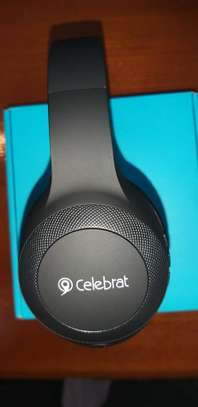 Celebrat A23 wireless Bluetooth Heaphones Headsets image 2