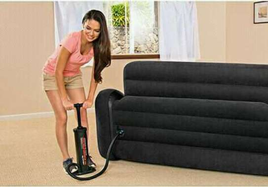 3 Seater Inflatable Sofa Beds image 2