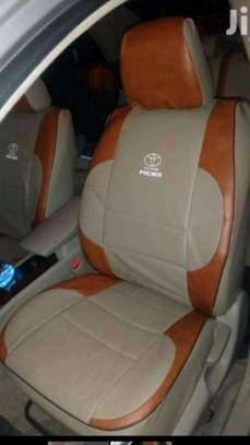 Synthetic Leather Car Seat Covers image 1