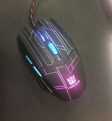 MICROKINGDOM G6 GAMING MOUSE image 1
