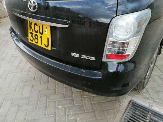 Toyota fielder X202 2012 image 1