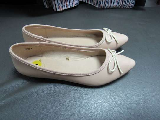 Cream Doll Shoes image 2