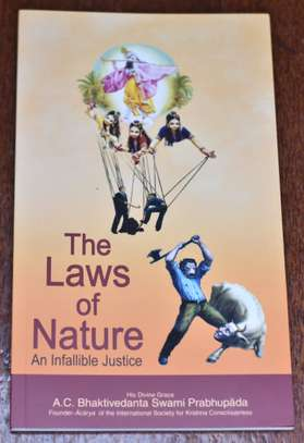 The Laws of Nature~An Infallible Justice by Swami Prabhupada- Iskcon image 5