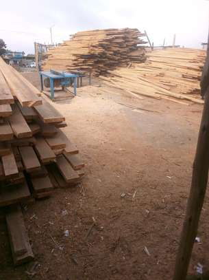 Roofing Timber image 1