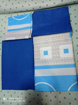 Cotton mix match Bedsheets image 13