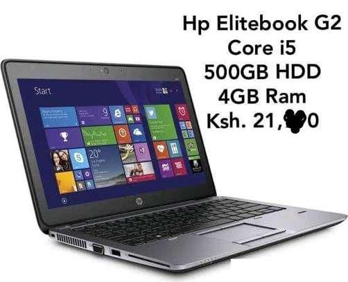 HP Elitebook core i5 image 1