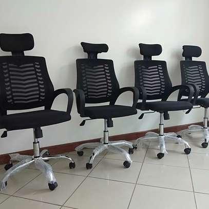 Executive Headrest Office chair image 1